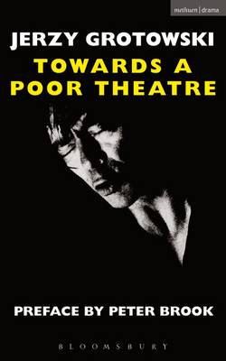 Towards a Poor Theatre - Performance Books (Paperback)
