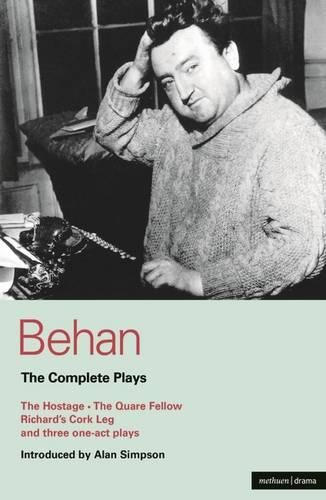 Behan Complete Plays - World Classics (Paperback)