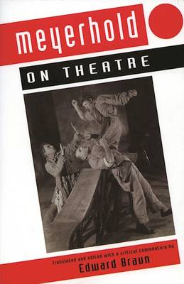 Meyerhold on Theatre - Performance Books (Paperback)