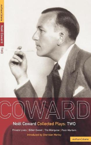 "Coward Plays: ""Private Lives"", ""Bitter-sweet"", ""The Marquise"", ""Post-Mortem"" v.2 - World Classics (Paperback)"