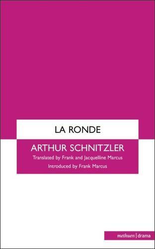 La Ronde - Modern Plays (Paperback)