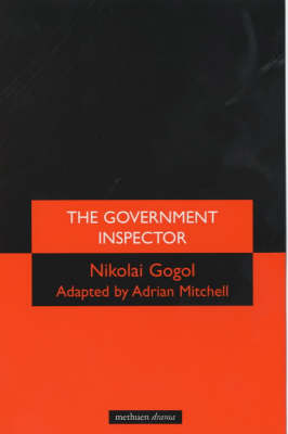 an analysis of the topic of the government inspector by nikolai gogol