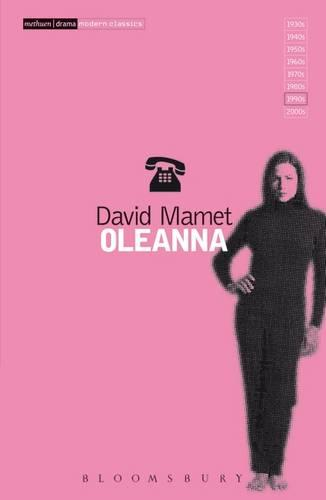 Oleanna - Modern Plays (Paperback)