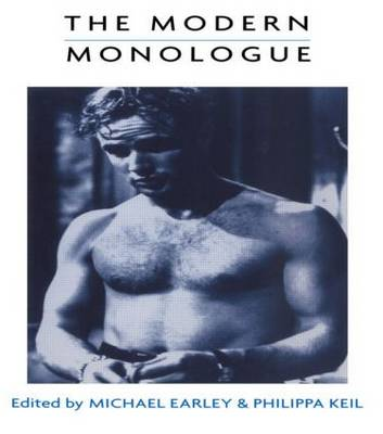 The Modern Monologue: Men (Paperback)