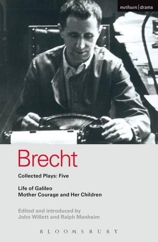 "Brecht Plays: 5: ""Life of Galileo"", ""Mother Courage and Her Children"" v. 5 - World Classics (Paperback)"