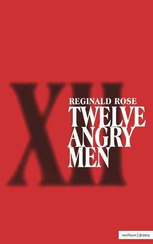 """Twelve Angry Men"" - Modern Plays (Paperback)"