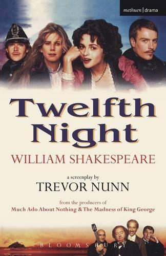 Twelfth Night: Screenplay - Screen and Cinema (Paperback)