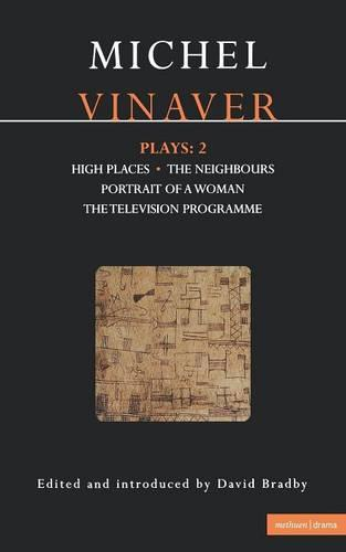 """Vinaver Plays: """"High Places"""", """"The Neighbours"""", """"Portrait of a Woman"""", """"The Television Programme"""" v.2 - Contemporary Dramatists (Paperback)"""