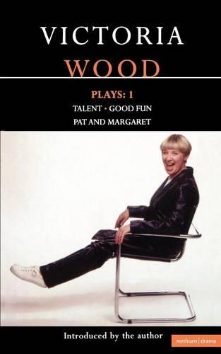 Wood Plays: v.1 - Contemporary Dramatists (Paperback)