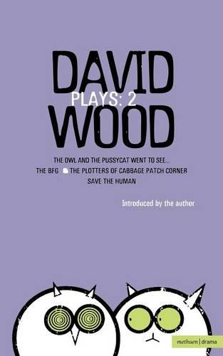 Wood Plays: v.2 - Contemporary Dramatists (Paperback)