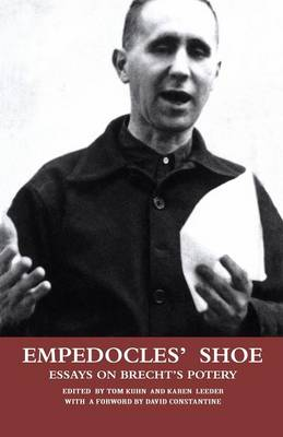 Empedocles Shoe - Plays and Playwrights (Hardback)