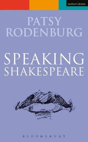 Speaking Shakespeare - Performance Books (Paperback)