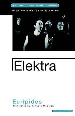 """Elektra"" - Student Editions (Paperback)"