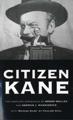 """Citizen Kane"" Book - Screen and Cinema (Paperback)"