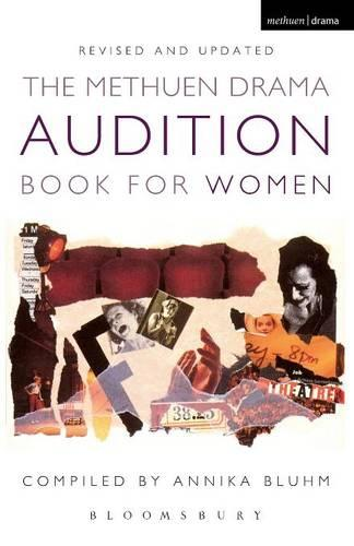 The Methuen Drama Audition Book for Women - Audition Speeches (Paperback)