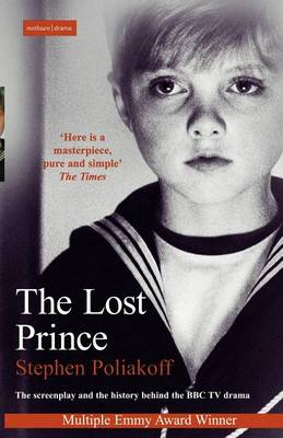 """""""The Lost Prince"""": Screenplay - Screen and Cinema (Paperback)"""