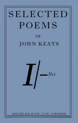 Twenty Poems from John Keats (Paperback)