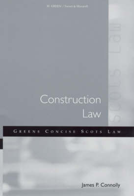 Construction Law (Paperback)