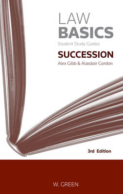 Succession LawBasics (Paperback)