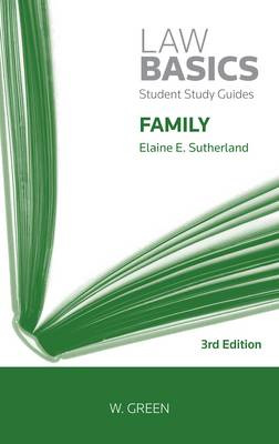 Family LawBasics (Paperback)