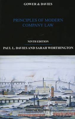 Gower & Davies: Principles of Modern Company Law (Paperback)