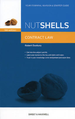 Nutshells Contract Law (Paperback)