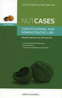 Nutcases: Constitutional & Administrative Law (Paperback)