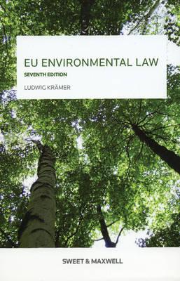 EU Environmental Law University Edition (Paperback)