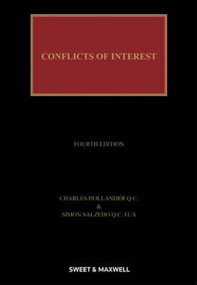 Conflicts of Interest (Hardback)