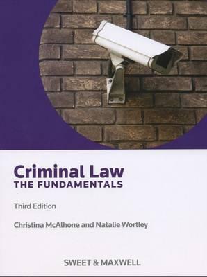 Criminal Law - The Fundamentals (Paperback)