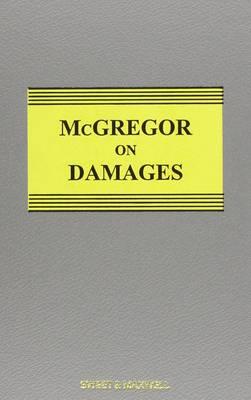 McGregor on Damages (Hardback)