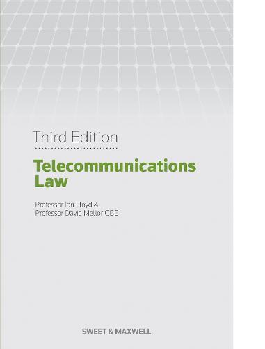 Telecommunications Law (Hardback)