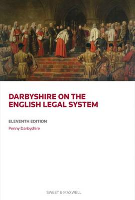 Darbyshire on the English Legal System (Paperback)