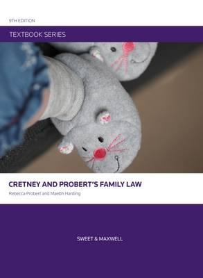 Cretney and Probert's Family Law (Paperback)