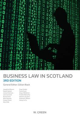 Business Law in Scotland (Paperback)