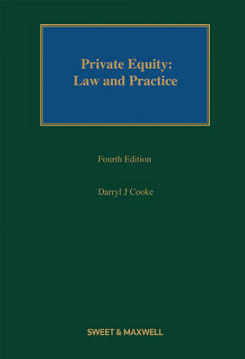 Private Equity Law and Practice (Hardback)