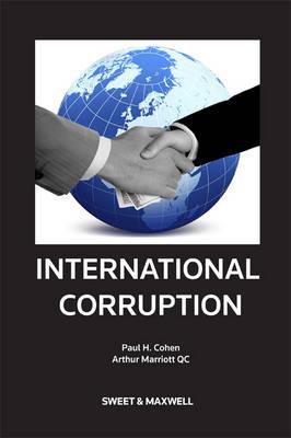 International Corruption (Hardback)