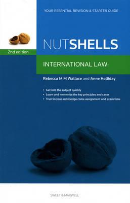Nutshell International Law (Paperback)