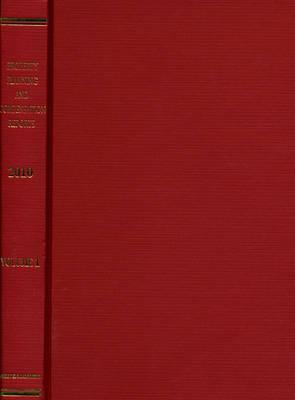 Property, Planning and Compensation Reports 2010 Bound Volume V1 (Hardback)