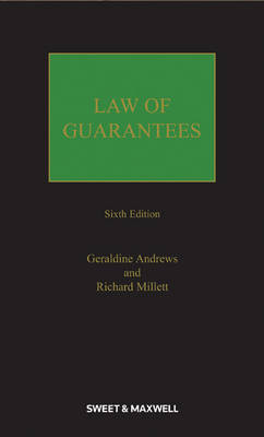 Law of Guarantees (Hardback)