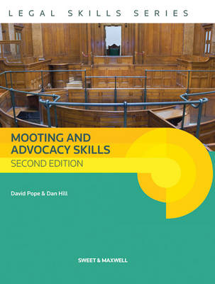 Mooting and Advocacy Skills (Paperback)