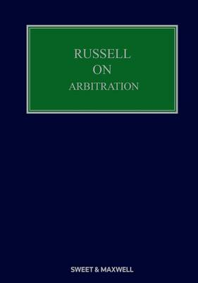 Russell on Arbitration (Hardback)