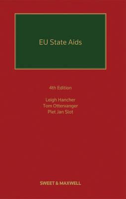 EU State Aids (Hardback)