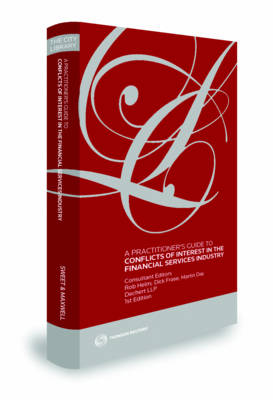 Practitioner's Guide to Conflicts of Interest in the Financial Services Industry (Paperback)