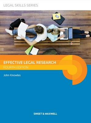 Effective Legal Research (Paperback)