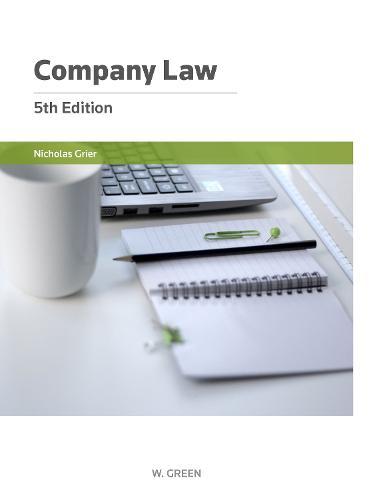 Company Law (Paperback)