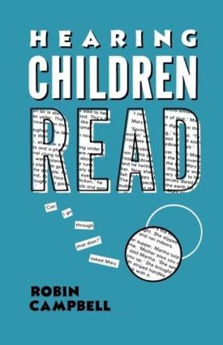 Hearing Children Read (Paperback)