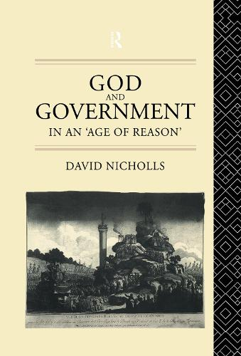 God and Government in an 'Age of Reason' (Hardback)