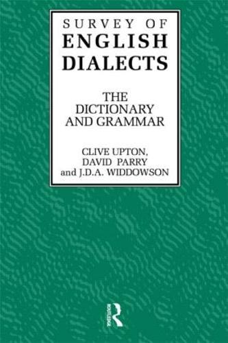 Survey of English Dialects (Hardback)