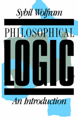 Philosophical Logic: An Introduction (Paperback)